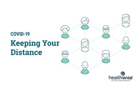 COVID-19: Keeping Your Distance